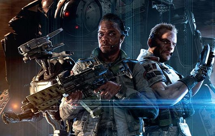 Meet the IMC, Titanfall's miners turned corporate army