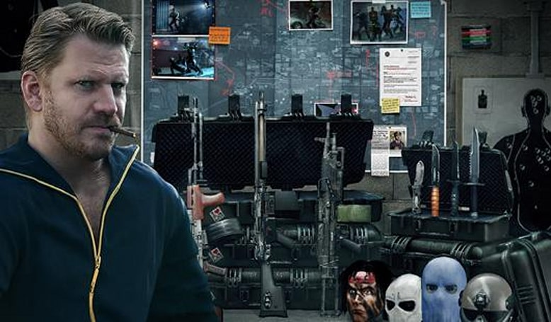 Payday 2 adds Gage's second weapon pack DLC in February