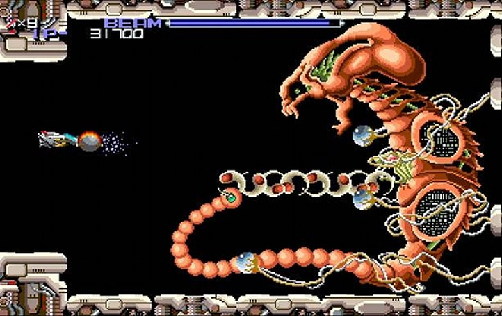 R-Type Dimensions drags PS3 into an alien firefight on May 20