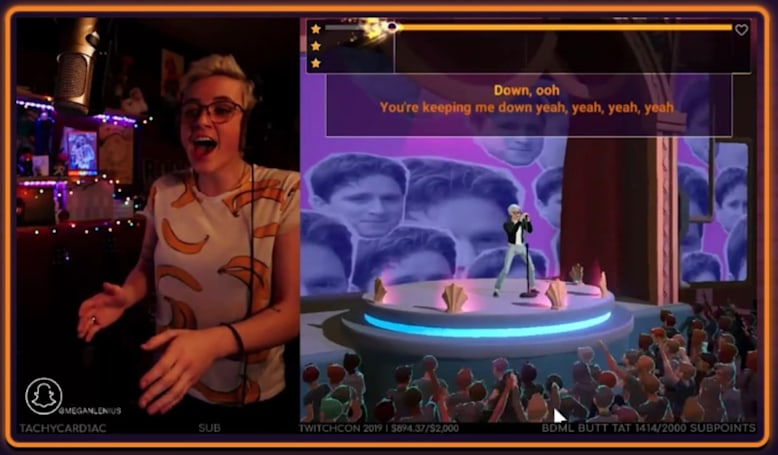 Twitch's karaoke competition returns with a record deal prize