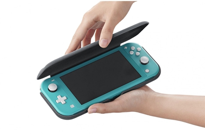 Nintendo is selling a handy snap-on case to protect the Switch Lite