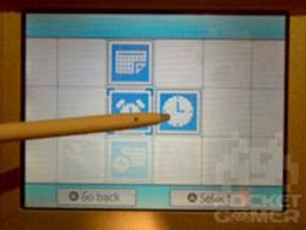 How to set the alarm on your DS -- info you could care less about