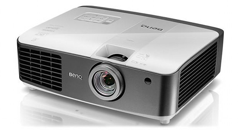 BenQ ships W1500 projector with wireless 3D video