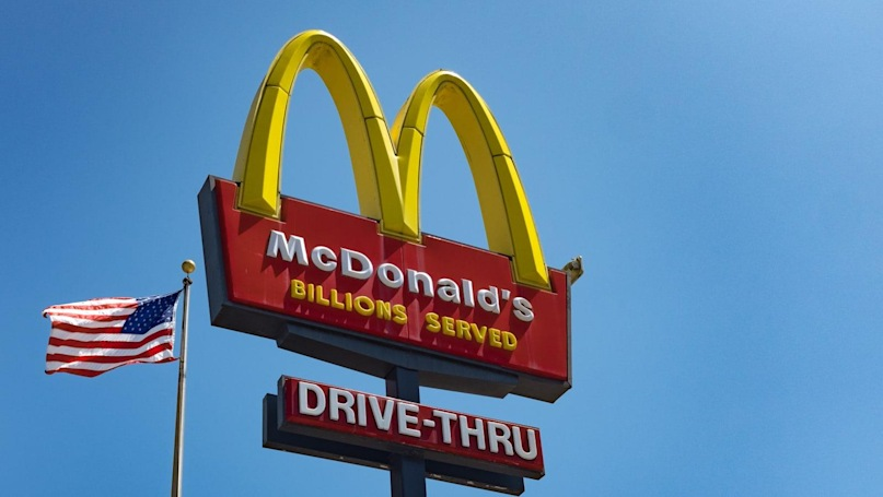 McDonald's plans to bring AI voice technology to its drive-thrus