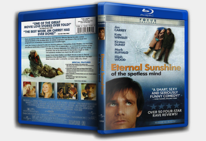 Don't forget: Eternal Sunshine of the Spotless Mind comes to Blu-ray January 25th