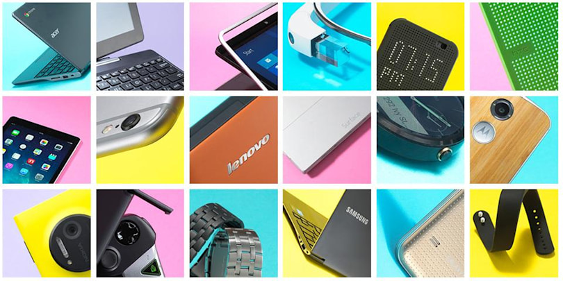 Meet Engadget's new buyer's guide picks: The iPhone 6, Moto X and more!
