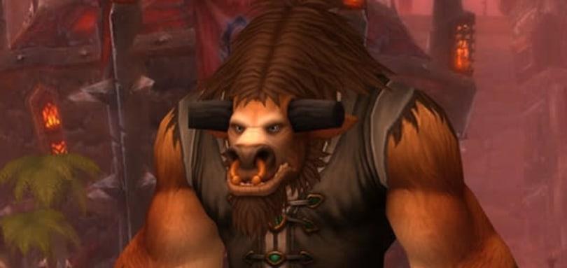 Warlords of Draenor: Adriacraft hunts down new male tauren model