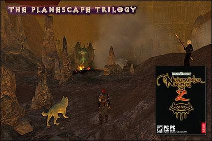 Planescape Trilogy planned for NWN2