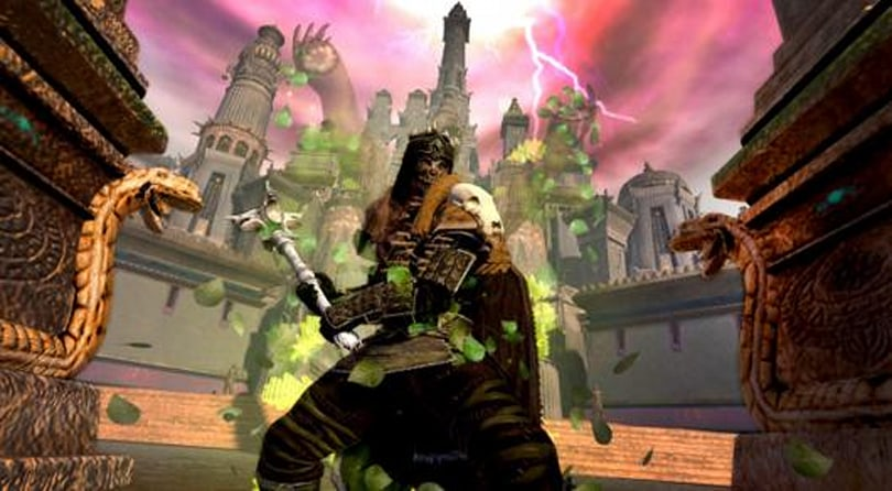 Age of Conan's achievement system, Pit of Trials coming soon
