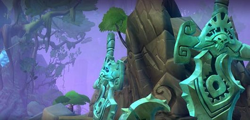 WildStar's Gaffney: 'Achievement is the love of watching bars grow, that's our industry'