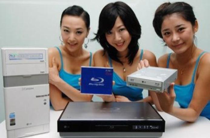 LG's got Blu-ray fever: coughs-up media, player, desktop, and regurgitates writer