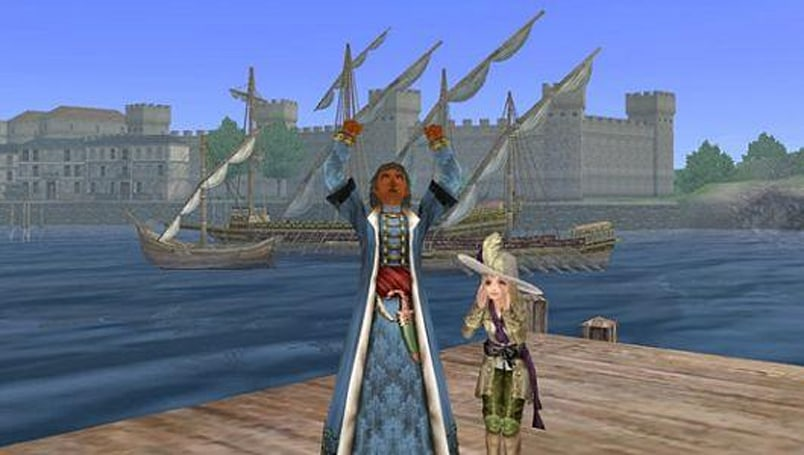 Uncharted Waters Online launches its newest update, Tower of Babel