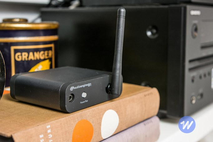 The best Bluetooth audio receiver for your home stereo or speakers