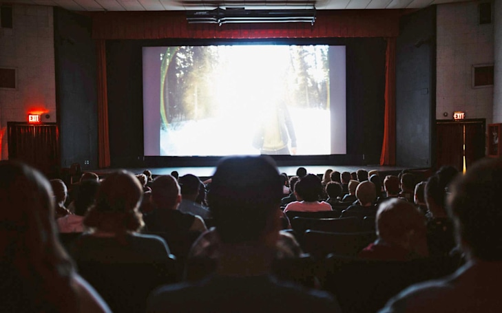 Amazon reportedly wants to buy a movie theater chain