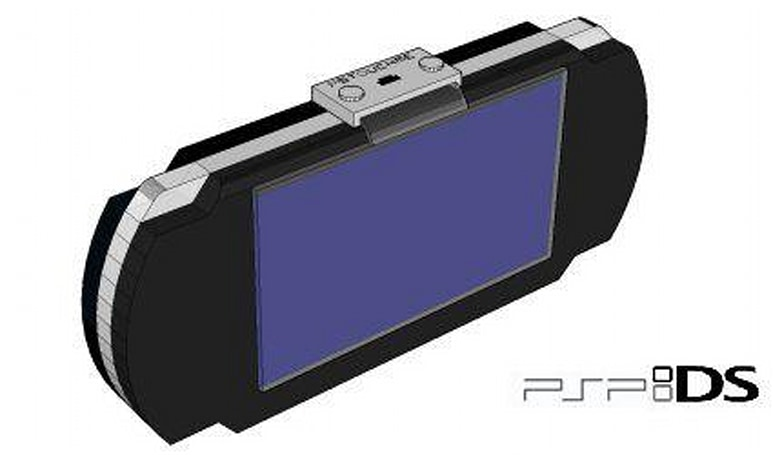 PSP gains touch screen support