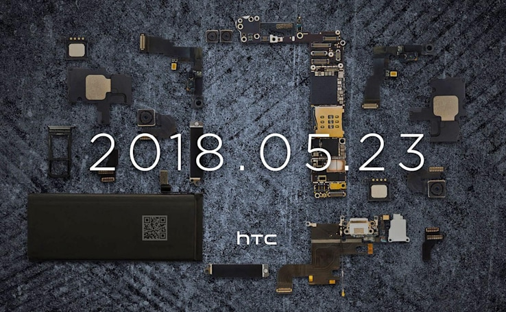 HTC will reveal its next flagship on May 23rd