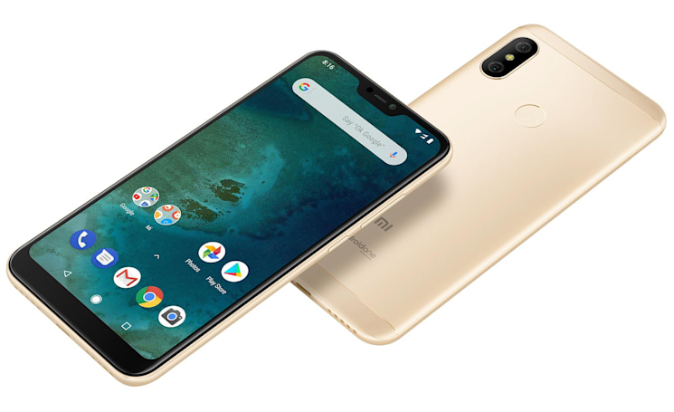 Xiaomi targets Europe with two cheap Android One phones