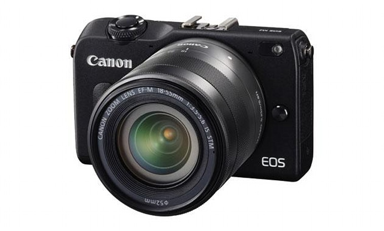 Canon's EOS M2 mirrorless camera promises double the focusing speed of the original