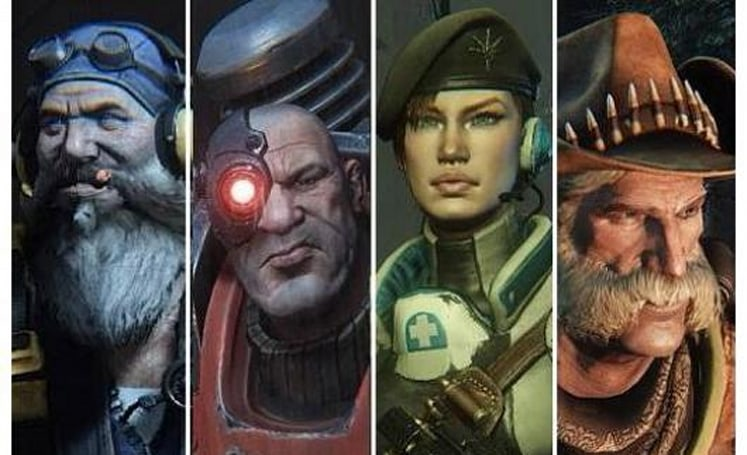 Evolve wins E3 Game Critics Awards, PS4 leading platform