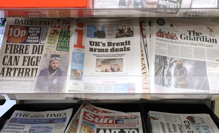 Facebook donates £4.5 million to help train UK newspaper reporters