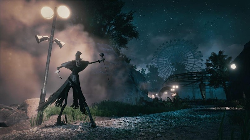 Playdate's Halloween Horror Hangover: 'The Park' and 'NOCT'