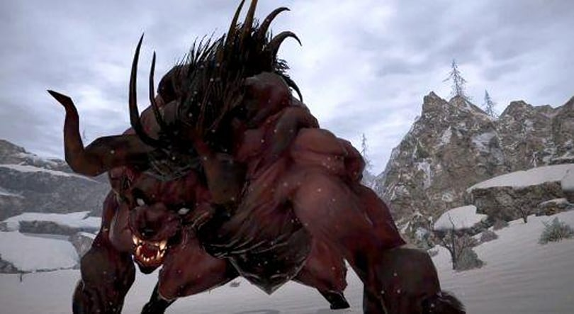 Take a tour of Final Fantasy XIV's monsters