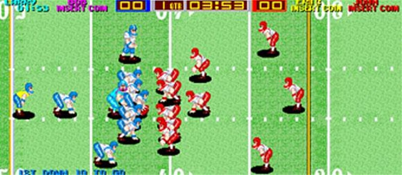 Japanese Nintendo Downloads: Galaxian heads to the Tecmo Bowl