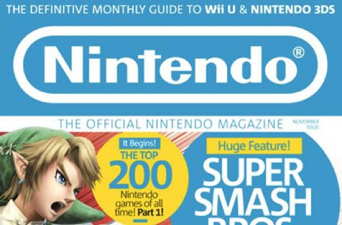 Future shutters last official Nintendo UK magazine
