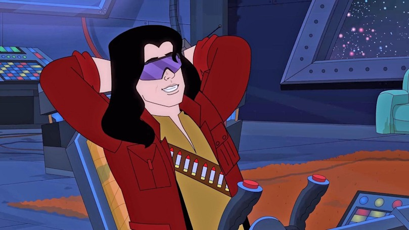 The Room's Tommy Wiseau stars in new animated sci-fi series