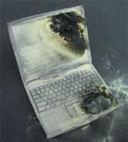 """Dell knew about """"dozens"""" of burned laptops two years before recall?"""