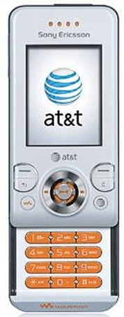Sony Ericsson's W580i Walkman lands on AT&T
