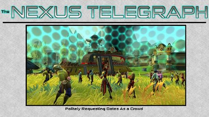 The Nexus Telegraph: WildStar's NDA and impending release