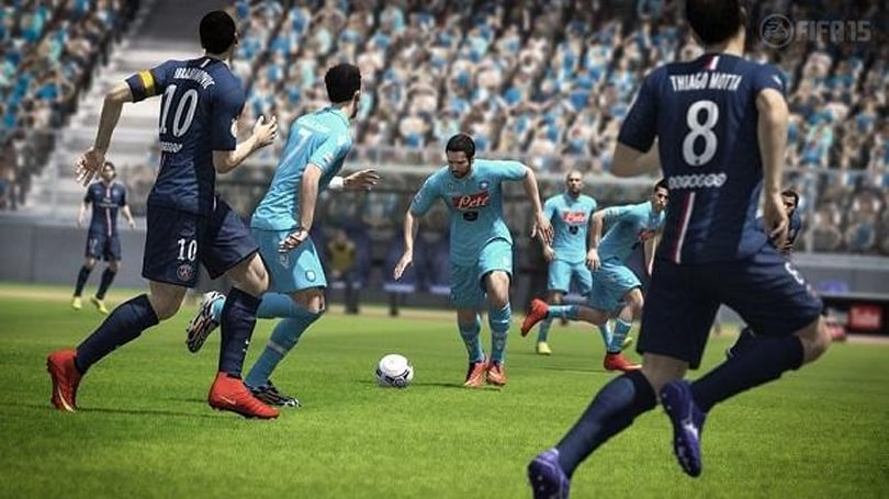 You can't join 11-vs-11 Pro Clubs in last-gen FIFA 15