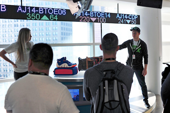 Why sneakerheads are leaving eBay for Detroit startup StockX