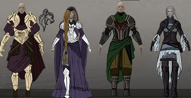 Massively Exclusive: Camelot Unchained armor dev blog, part 2