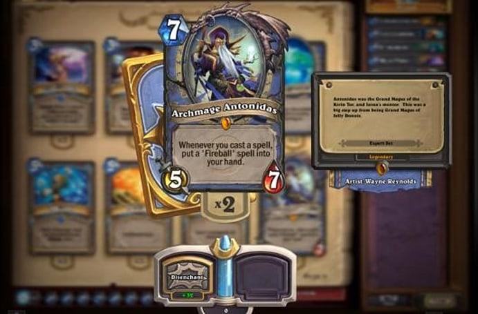 Hearthstone promises fewer card changes in open beta