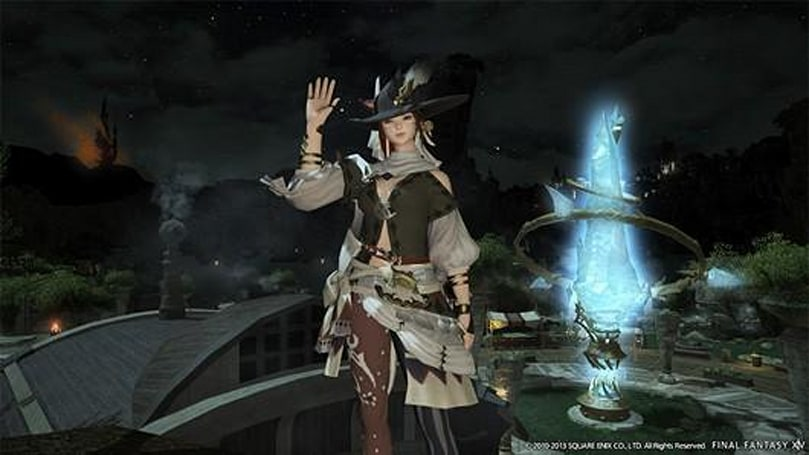 Fix for FFXIV's server load woes includes suspending sales