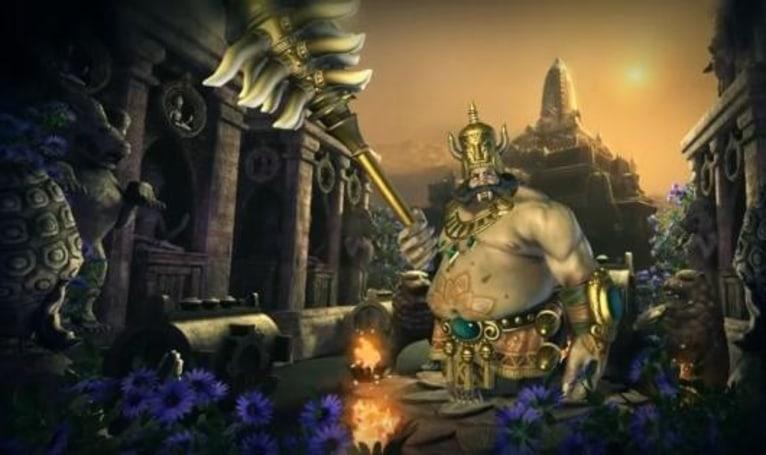 SMITE brings out the Hindu god Kumbhakarna