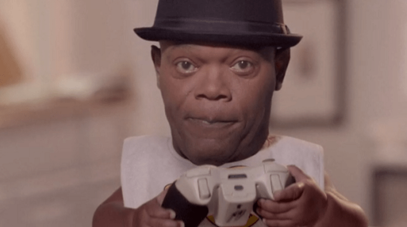 Samuel L. Jackson is a big baby about hosting Spike VGA 2012