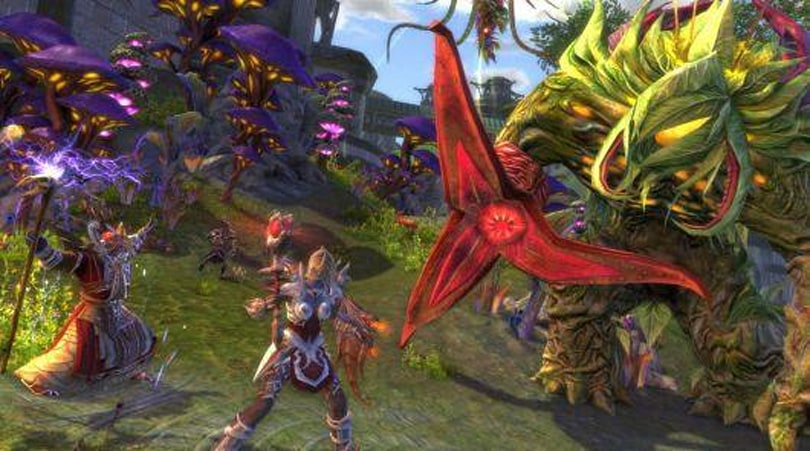 Trion's senior vice president of marketing talks RIFT, Defiance, and business