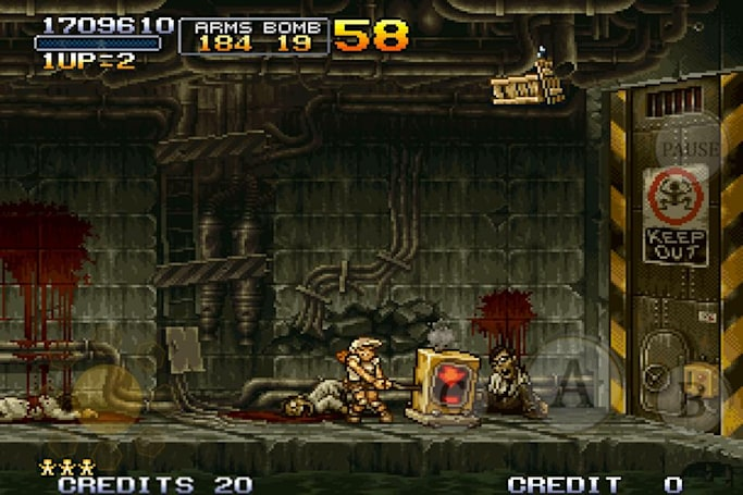 Latest Android Humble Bundle features NeoGeo's best games