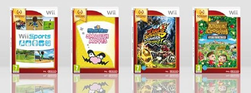 'Nintendo Selects' a slightly different set of games for Europe