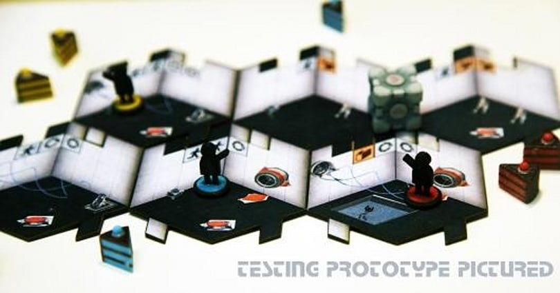 Portal board game coming to enrich your aperture in Q4 2014