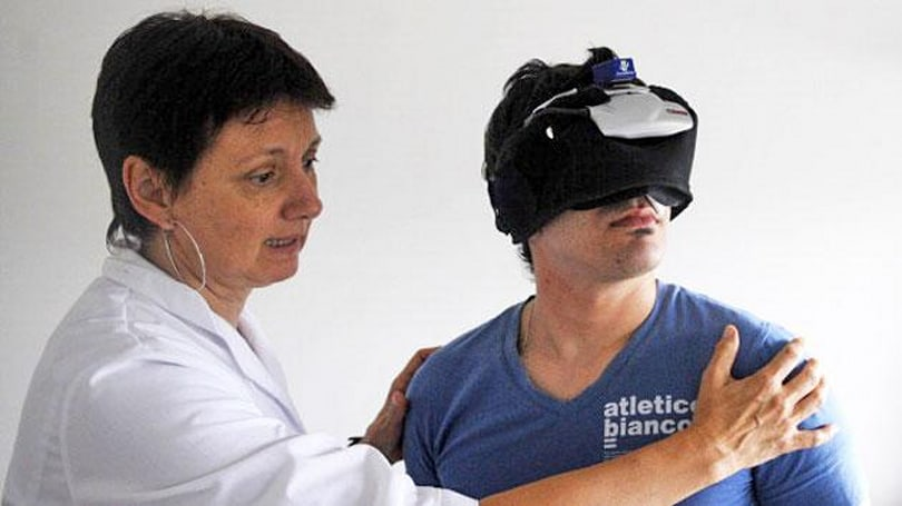Virtual reality training for rescuers may save your life in a crisis