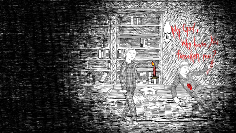 Turning indie horror hit 'Neverending Nightmares' into a manga