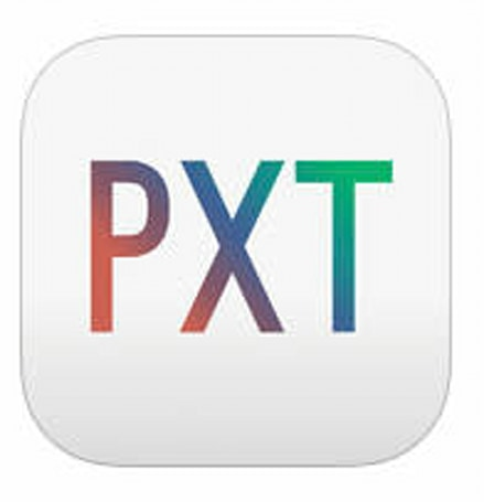 Daily iPhone App: Pxture will put your photos inside text