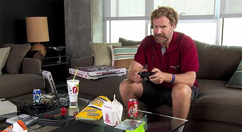 Will Ferrell aids cancer charity via Twitch gameplay duel
