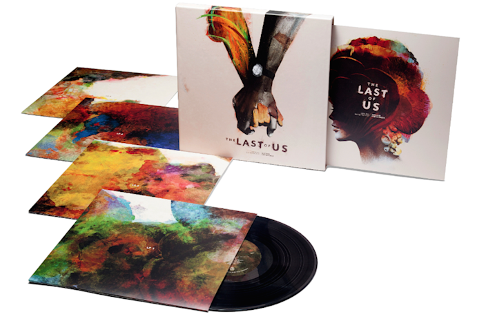 'The Last of Us' soundtrack is getting a gorgeous vinyl release