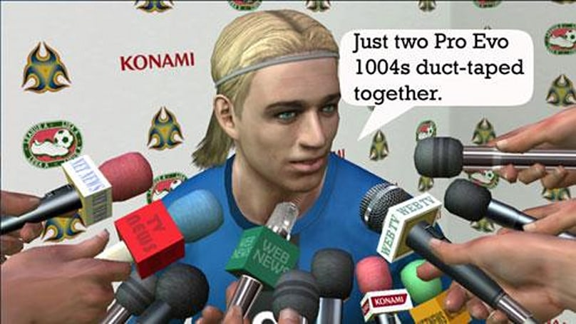 LGC07: Pro Evolution Soccer 2008 coming to Wii in... 2008