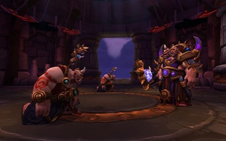Highmaul LFR and Mythic will be live at 10AM PST